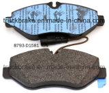 Car Brake Pad D1581-8793/29230/29229
