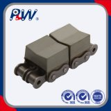 ISO9001 NBR Rubber Conveyor Roller Chain