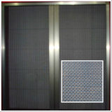 Stainless Steel Security Bulletproof Window Screen Netting