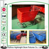 Supermarket Cart Grocery Store Plastic Shopping Trolley