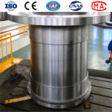 Cast and Finish Machine Hollow Shafts for Ball Mill Parts/Spares