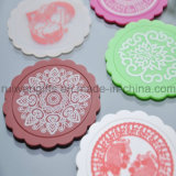 New Custom Soft PVC Rubber Place Mat for Promotional