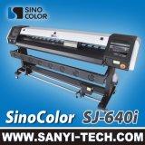 Small Vinyl Printer Sinocolor Sj-640I, 1.6m with Epson Dx7 Head