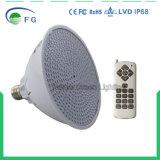 RGB Color Changing Remote Controlled LED E27 PAR56 Bulb Lamp