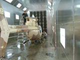 Industrial Spray Booth/Paint Room/Drying Chamber