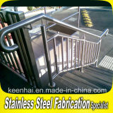 Outdoor Stainless Steel Guardrail for Staircases