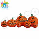Halloween LED Spirit Festival Customized Inflatable Pumpkin Lamp Decoration Light