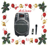 Ailiang New Portable Speaker Car Speaker USBFM-AQ-6K