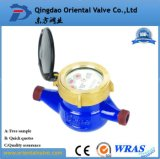 Multi Jet Dry Dial Water Meter (cast iron body)