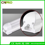 Quality Assurance LED Fluorescent Tube T8 with 110lm/W 2700-6500k