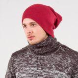 Beanie Hat Oversized Winter Hats Knitted Heardwears (XT-B006)