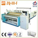 Zq-III-F Small Toilet Paper Making Machinery for Sale