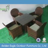 Wicker Furniture Rattan Seating Table and Chairs