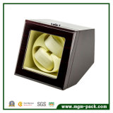 Automatic Rotating Wooden Self-Winding Watch Winder