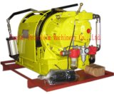 API Certified Air Tugger Winch Ingersollrand Type for Coal Minings with Capacity From 1t-10t