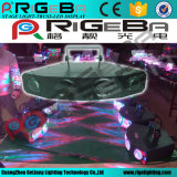 LED Four Head Pattern Effect Stage Light