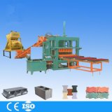 Qt5-20 Concrete Block Making Machine Paving Block Machine