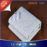 Superior Quality Comfortable Fleece Electric Blanket with ETL, Ce, GS, CB, RoHS Approval