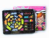 Latest Intelligent DIY Plastic Bead Toy for Kids