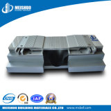 Heavy Duty Locking Floor Aluminum Expansion Joint for Airport