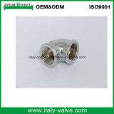 European Quality Wholesale Brass Polishing Equal Elbow (AV-BF-8012)