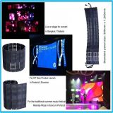Outdoor P18.75mm LED Helix Flexible Display Screen