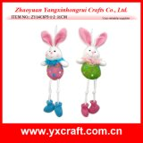 Easter Decoration (ZY14C875-1-2) Easter Bunny Hanging Gift