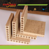35mm Hollow Chipboard /Tubular Particle Board for Door Core