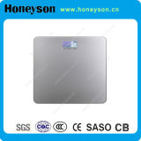Suqare Glass Digital Bathroom Scale for Hotel