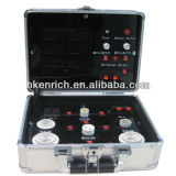 Mini Portable LED Display Box with Digital Meters