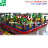 Commercial Jungle Giant Inflatable Bouncer for Sale