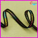 1cm Metallic Yarn Shining Trimming