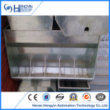 Animal Feed Stainless Steel Pig Feeder Trough for Pig Farm