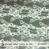Allover Jacquard Lace Fabric for Wedding Dresses (M0197)