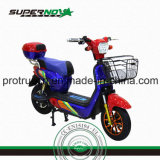 Al Alloy Rims Electric Scooter with Ce
