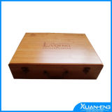 Antimicrobial East Cutlery Set in Bamboo Box