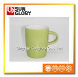 Two-Tone Glazed Porcelain Mug of Syb118