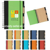 Spiral Notebook with Pen (OMD13030)
