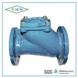 Cast Iron Non-Return Flange End Ball Check Valve