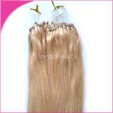 European Hair Remy Human Micro Ring Hair Extension
