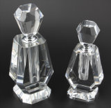 High Quality Glass Crystal Perfume Bottle Craft