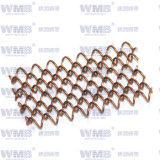 Stainless Steel Wire Mesh Belt for Decoration