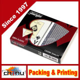 2-Decks Poker Size Royal 100% Plastic Playing Cards Set in Plastic Case