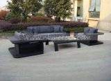 Mtc-278 Aluminum Outdoor Furniture Sofa Set Garden/Rattan Furniture