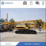 Original Caterpillar TR250D Rotary Drilling Rig for Construction Piles