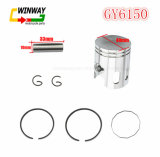 Ww-9132 Motorcycle Part Piston Assy for Gy6-150