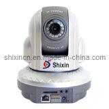 700tvl Pan/Tilt IR Night Vision Poe Dome Camera IP Camera