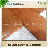 Attractive Desgin Tuan Hardwood Flooring for Project