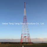 Golden Supplier Galvanized 4 Legged Communication Angle Steel Tower
