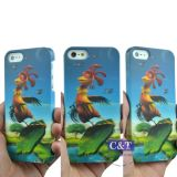 Newest Fantastic 3D Image Phone Case for iPhone 5s